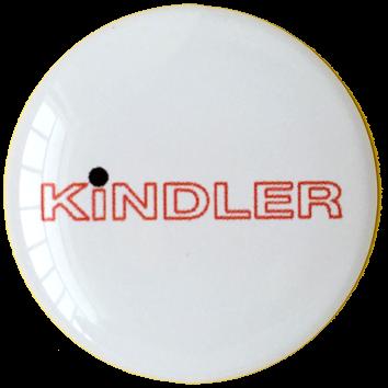 3D-Aufkleber PK30 rund 30mm Ø incl. Druck
