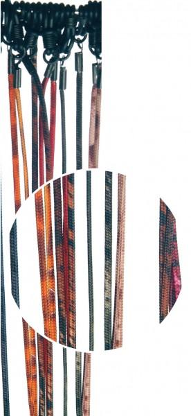 Brillenkordel FJO Nylon meliert VE / 12 Stück