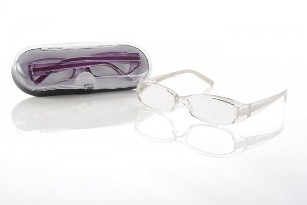 Fertigbrille RP 2304 col.4 weiß Stärke sort.