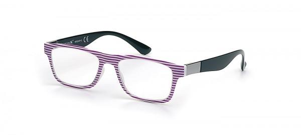 Fertiglesebrilllen 15R03P2 col. 2 purple