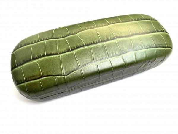 AO 275 Lederetui Color grün