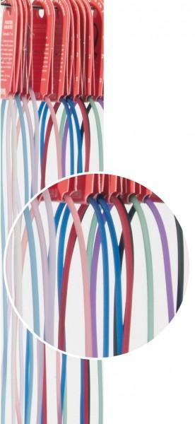 Brillenkordeln Silikon 181 - DS VE / 12 Stück