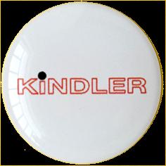 3D-Aufkleber PK20 rund 20mm Ø incl. Druck