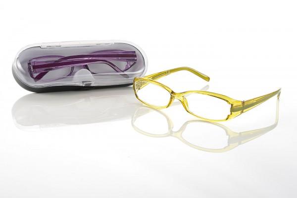 Fertigbrille RP 2304 col.3 grün Stärke sort.