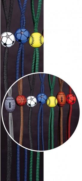 Kinderkordeln Ballkordel 6781 ( 1 VE 7 Stück)