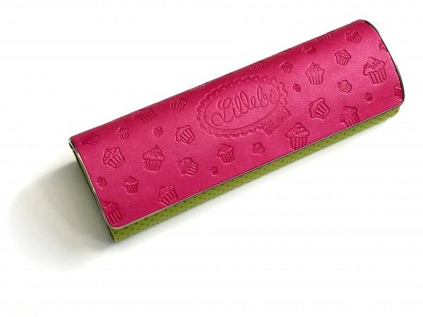 Lillebi Kinder-Brillenetui col. 43-pink