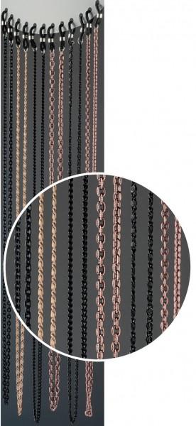 Brillenketten Nr. 14 nickelfrei VE / 6 Stück