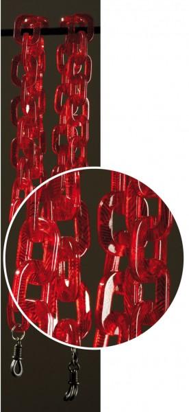 Brillenkette C26-DS, farbl. sort.