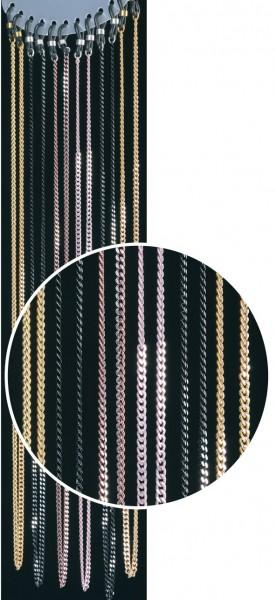 Brillenketten Nr. 120 nickelfrei VE / 6 Stück