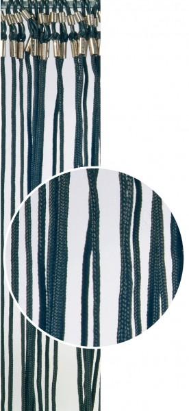 Brillenkordel Baumwolle schwarz VE / 12 Stück