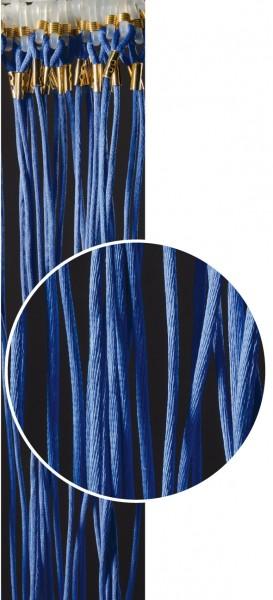 """Brillenkordeln """"Seide"""" blau VE / 12 Stück"""