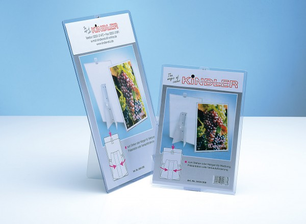 Theken-Plakatständer DIN A 5