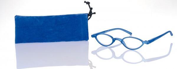Fertiglesebrille 8309 col.4, blau, Dpt. sortiert
