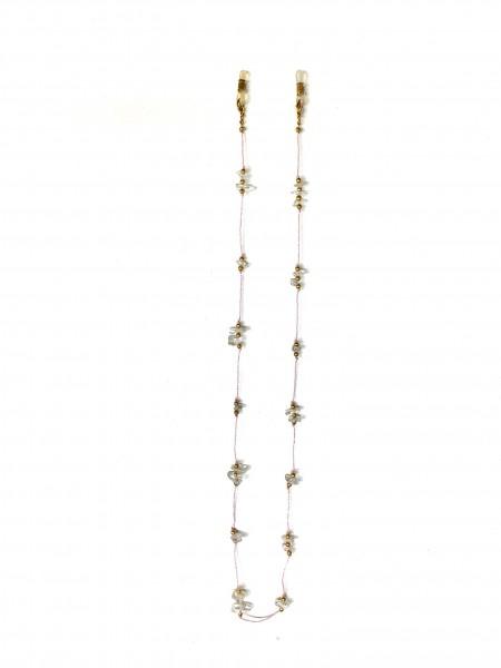 Brillenketten ZA Cordino II col. rosa VE / 1-Stück