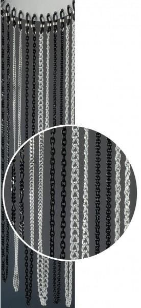Brillenketten Nr. 13 nickelfrei VE / 6 Stück