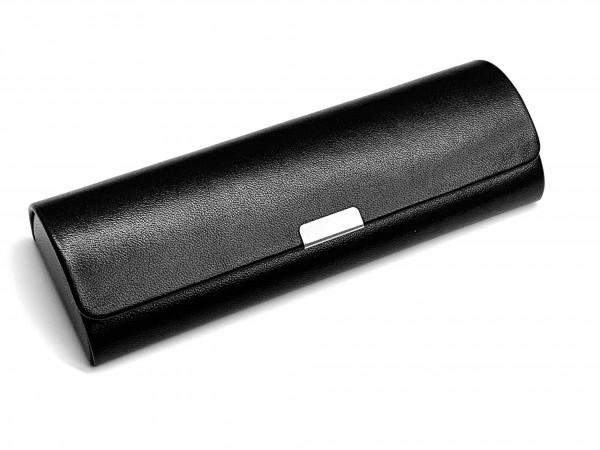 Lederetui Modell OB 10 , schwarz col. 10