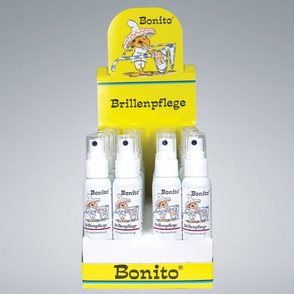 Bonito - Brillenspray 30 ml VE 20 Stück