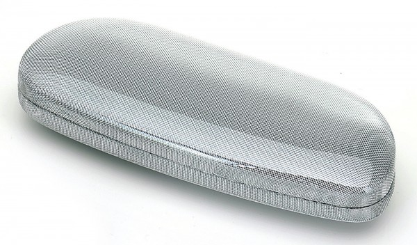 Brillenetui KS 211, silber
